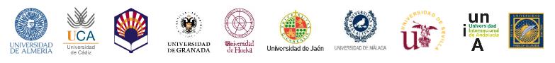 Acuerdo de Universidades y Junta de Andalucía