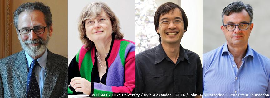 Y. Meyer, I. Daubechies, T. Tao y E. Candès premios Princesa de Asturias 2020
